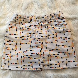 Women's golf tennis skort size 6